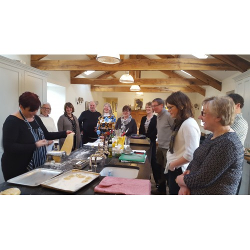 Flavours of Italy - Pasta Making - Cragend - 5th April 2017