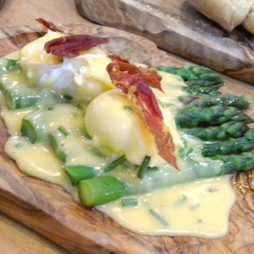 Organic Lunch Starters - Cragend - 13th May