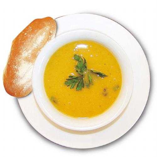 Heavenly Soup 'n' Bread - Cragend - 28th April 2016